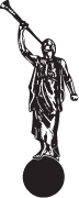 Clipart Image For Headstone Monument angel 07