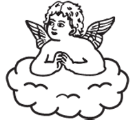 Clipart Image For Headstone Monument angel 19
