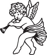 Clipart Image For Headstone Monument angel 30
