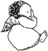 Clipart Image For Headstone Monument angel 35