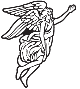 Clipart Image For Headstone Monument angel 37