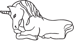 Clipart Image For Headstone Monument Animal 05