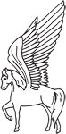 Clipart Image For Headstone Monument Animal 07
