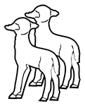 Clipart Image For Headstone Monument Animal 13