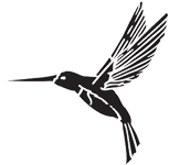 Clipart Image For Headstone Monument Bird 01B