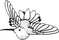 Clipart Image For Headstone Monument Bird 27