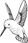 Clipart Image For Headstone Monument Bird 30