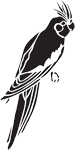 Clipart Image For Headstone Monument Bird 31