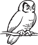 Clipart Image For Headstone Monument Bird 32
