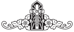Clipart Image For Headstone Monument cross 02