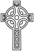 Clipart Image For Headstone Monument cross 12