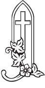 Clipart Image For Headstone Monument cross 32