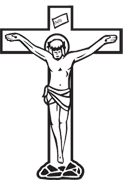 Clipart Image For Headstone Monument cross 39