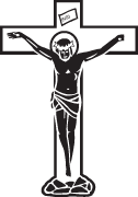 Clipart Image For Headstone Monument cross 40
