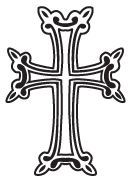 Clipart Image For Headstone Monument cross 43