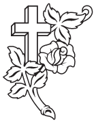 Clipart Image For Headstone Monument cross 66