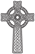 Clipart Image For Headstone Monument cross 67