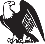 Clipart Image For Headstone Monument Eagle 09