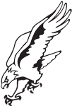 Clipart Image For Headstone Monument Eagle 10