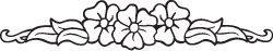 Clipart Image For Headstone Monument flower 30