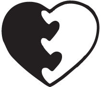 Clipart Image For Headstone Monument heart 04