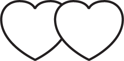 Clipart Image For Headstone Monument heart 05