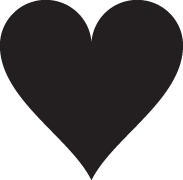 Clipart Image For Headstone Monument heart 07