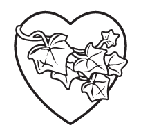 Clipart Image For Headstone Monument heart 10