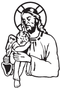 Clipart Image For Headstone Monument jesus 05