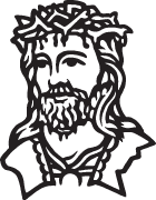 Clipart Image For Headstone Monument jesus 09
