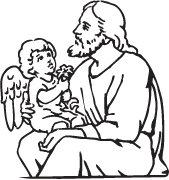 Clipart Image For Headstone Monument jesus 19