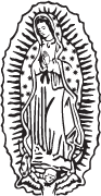 Clipart Image For Headstone Monument mary 09