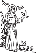 Clipart Image For Headstone Monument saints 08