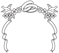 Clipart Image For Headstone Monument wedding 11